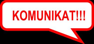 KOMUNIKAT ! - Aktualności - Ops Goczałkowice